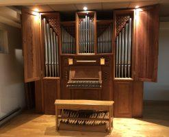 Un nouvel orgue pour le Grand Séminaire
